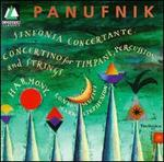 Andrzej Panufnik: Sinfonia Concertante; Concerto for Timpani, Percussion & Strings; Harmony