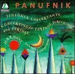 Andrzej Panufnik: Sinfonia Concertante; Concerto for Timpani, Percussion & Strings; Harmony