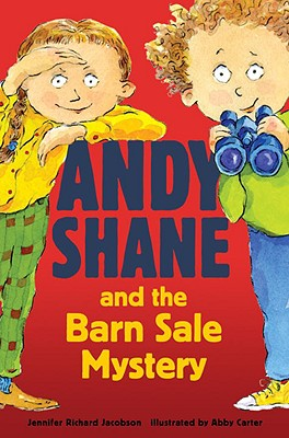 Andy Shane and the Barn Sale Mystery - Jacobson, Jennifer Richard