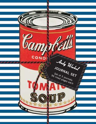 Andy Warhol Petite Journal Set - Galison