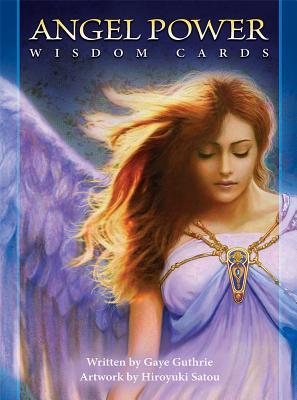 Angel Power Wisdom Cards - Guthrie, Gaye