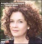 Angelika Kirchschlager Sings Joseph Marx