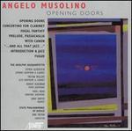 Angelo Musolino: Opening Doors