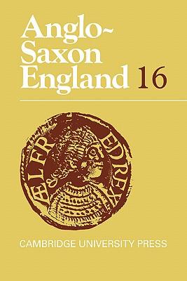 Anglo-Saxon England - Clemoes, Peter (Editor)