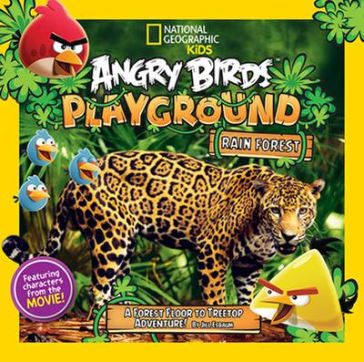 Angry Birds Playground: Rain Forest - Esbaum, Jill