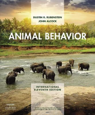 Animal Behavior - Rubenstein, Dustin, and Alcock, John