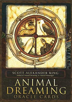 Animal Dreaming Oracle Cards - King, Scott Alexander