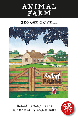 Animal Farm - Orwell, George, and Evans, Tony (Retold by)