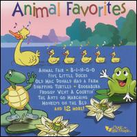 Animal Favorites - Music for Little People Choir