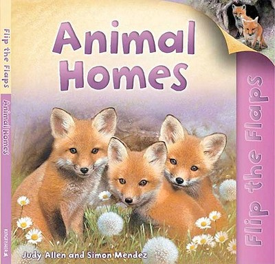 Animal Homes - Mendez, Simon, and Allen, Judy