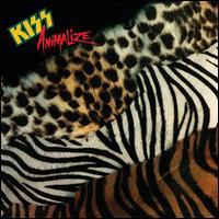 Animalize - Kiss