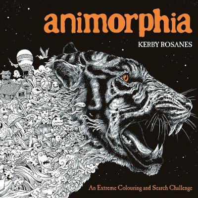 Animorphia: An Extreme Colouring and Search Challenge -