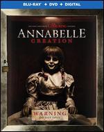 Annabelle: Creation [Blu-ray/DVD] - David F. Sandberg