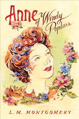 Anne of Windy Poplars - Montgomery, Lucy Maud