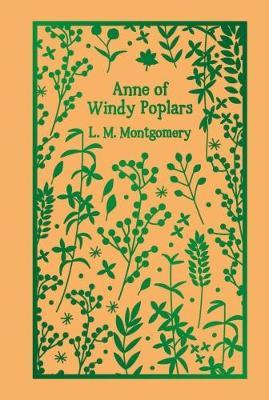 Anne of Windy Poplars - Montgomery, L. M.