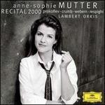 Anne-Sophie Mutter: Recital 2000