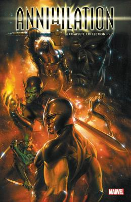 Annihilation: The Complete Collection Vol. 1 - Giffen, Keith (Text by), and Abnett, Dan (Text by), and Lanning, Andy (Text by)