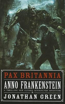 Anno Frankenstein - Green, Jonathan