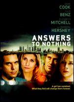 Answers to Nothing - Matthew Leutwyler