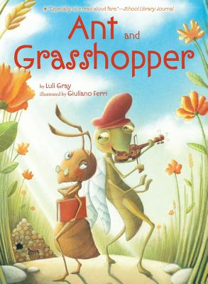 Ant and Grasshopper - Gray, Luli