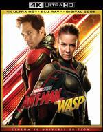 Ant-Man and the Wasp [4K Ultra HD Blu-ray/Blu-ray]