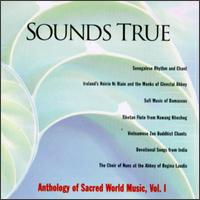 Anthology of Sacred World Music, Vol. 1 - Various Artists