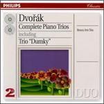 Antonín Dvorák: Complete Piano Trios - Beaux Arts Trio; Bernard Greenhouse (cello); Isidore Cohen (violin); Menahem Pressler (piano)