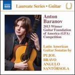 Anton Baranov: 2013 Winner Guitar Foundation of America Competition