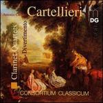 Anton Casimir Cartellieri: Clarinet Quartets; Divertimento