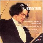 Anton Rubinstein: Cello Sonatas Opp. 18, 39; Pieces Op. 11/3; Russian Cello Sonatas, Vol. 3