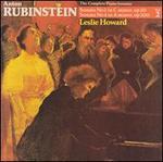 Anton Rubinstein: Sonata No. 2; Sonata No. 4