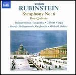 Anton Rubinstein: Symphony No. 6