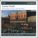 Antonio Vivaldi: The Four Seasons; Concertos; The 6 Cello Sonatas