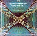 Apocryphal Bach Masses