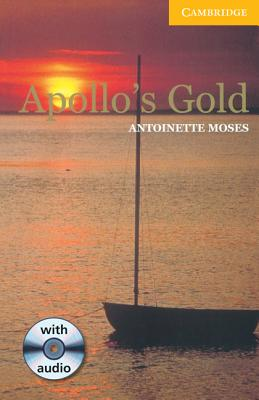 Apollo's Gold Level 2 Book with Audio CD Pack - Moses, Antoinette