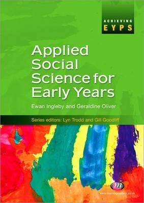 Applied Social Science for Early Years - Ingleby, Ewan
