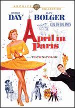 April in Paris - David Butler