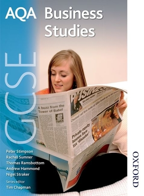 AQA GCSE Business Studies - Sumner, Rachel, and Stimpson, Peter, and Ramsbottom, Thomas