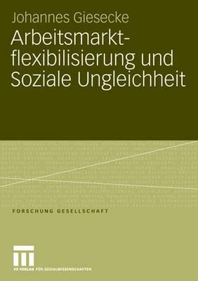 Arbeitsmarktflexibilisierung Und Soziale Ungleichheit: Sozio-Okonomische Konsequenzen Befristeter Beschaftigungsverhaltnisse in Deutschland Und Grossbritannien - Giesecke, Johannes