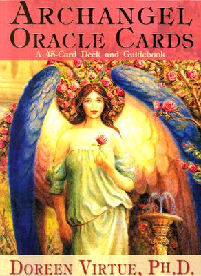 Archangel Oracle Cards: A 45-Card Deck and Guidebook - Virtue, Doreen