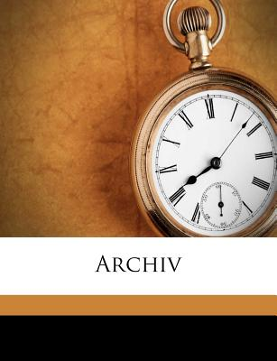 Archiv - Anonymous