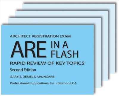 Are in a Flash: Rapid Review of Key Topics - Demele, Gary E, Aia