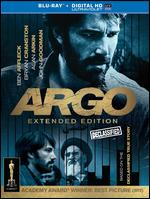 Argo [Extended Edition] [2 Discs] [Includes Digital Copy] [With Book] [Blu-ray] - Ben Affleck