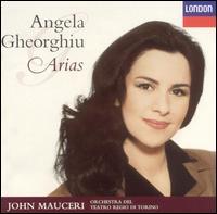 Arias - Angela Gheorghiu (soprano); Teatro Regio di Torino Chorus (choir, chorus); Teatro Regio di Torino Orchestra;...