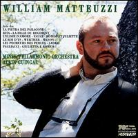 Arias - William Matteuzzi (tenor); Minsk Philharmonic Orchestra