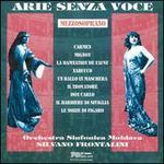 Arie Senza Voce: Mezzosoprano