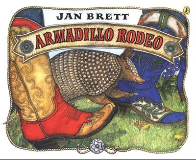 Armadillo Rodeo Book By Jan Brett Illustrator 3