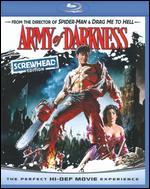 Army of Darkness [Screwhead Edition] [With Movie Cash] [Blu-ray] - Sam Raimi