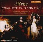 Arne: Complete Trio Sonatas