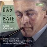 Arnold Bax, Stanley Bate: Cello Concertos